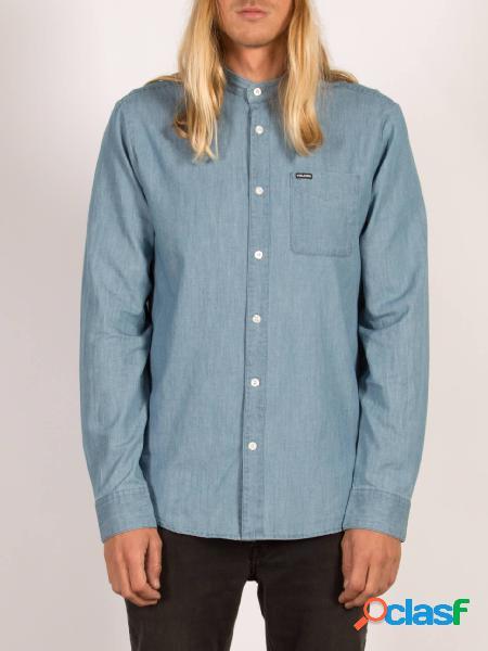 Camisa de manga larga Taksel - Stone