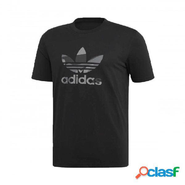 Camiseta Adidas Camo Infill Tee Negro Xl