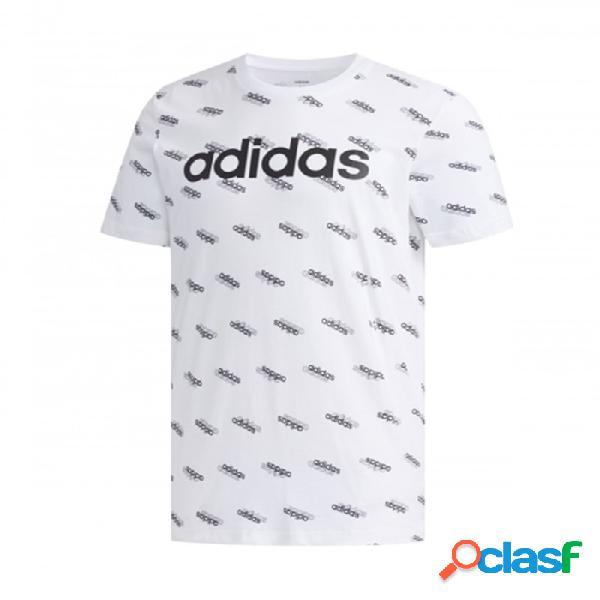 Camiseta Adidas M Fav Tee Blanco S Small