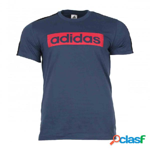 Camiseta Adidas M Trfc Cb Tee Azul S Small