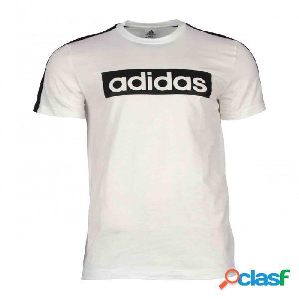 Camiseta Adidas M Trfc Cb Tee Blanco S Small