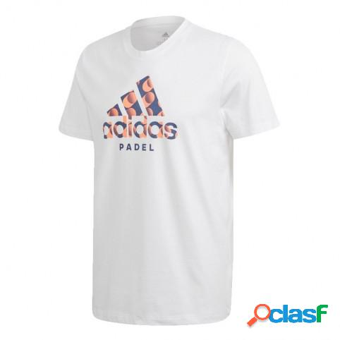 Camiseta Adidas Padel M Indefinido