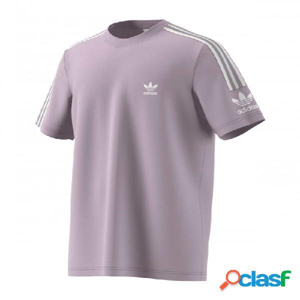 Camiseta Adidas Tech Tee Morado S Small