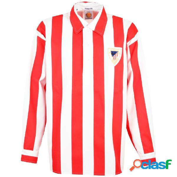 Camiseta Athletic Club años 50