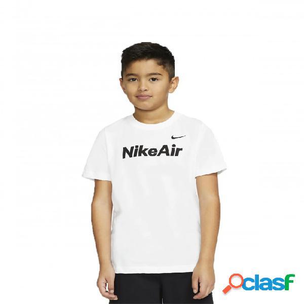 Camiseta Nike Garcons Blanco Extra Small Xs