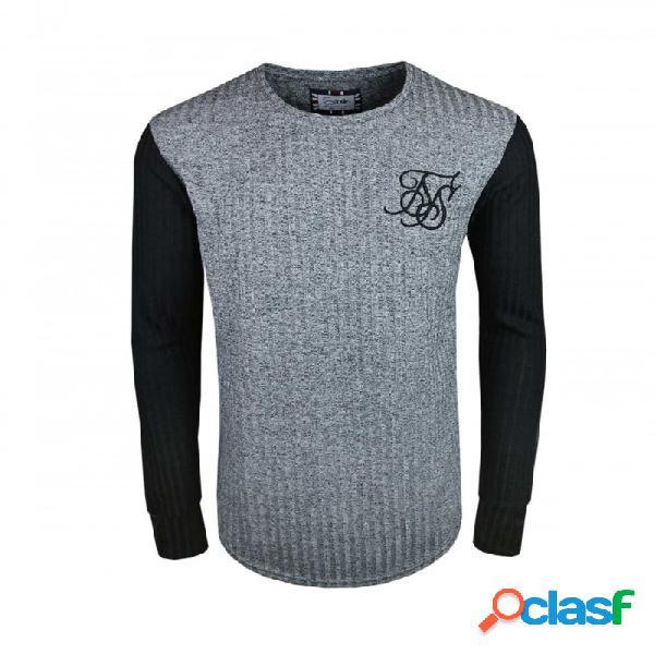 Camiseta Siksilk Knit Undergarment Extra Large Gris Xl