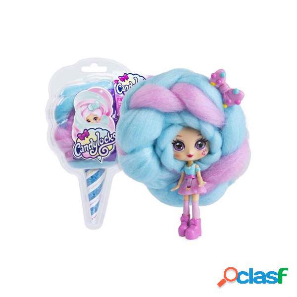 Candy Locks Muñeca Nube Algodón