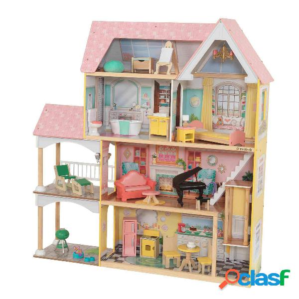 Casa de muñecas Lola Mansion