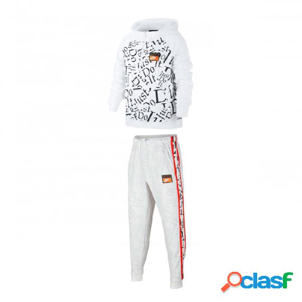 Chandal Nike Sportswear Blanco S Small