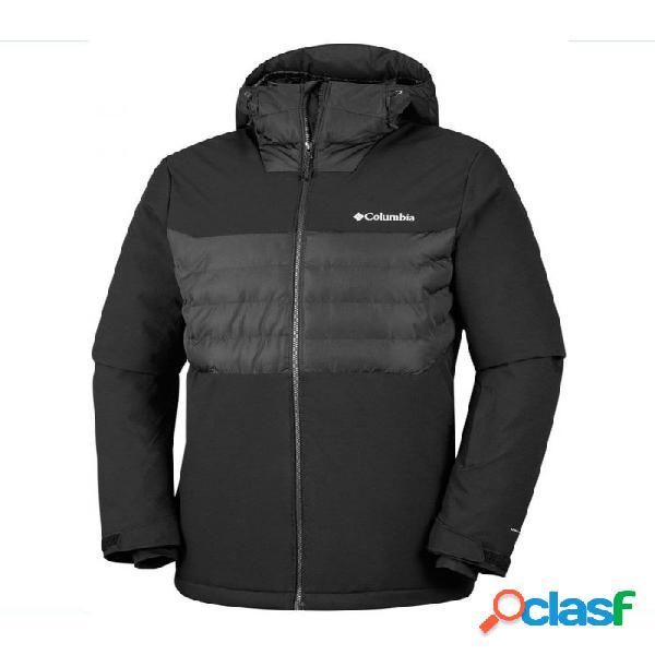 Chaqueta Columbia White Horizon Hybrid Jacket Hombre Negro