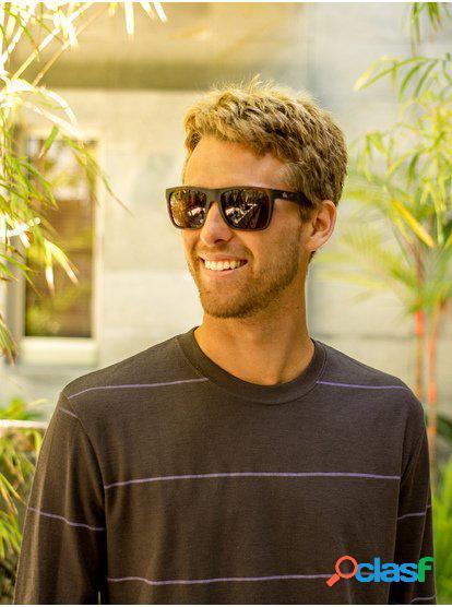 Charger - Gafas de Sol Polarizadas para Hombre - Marron -