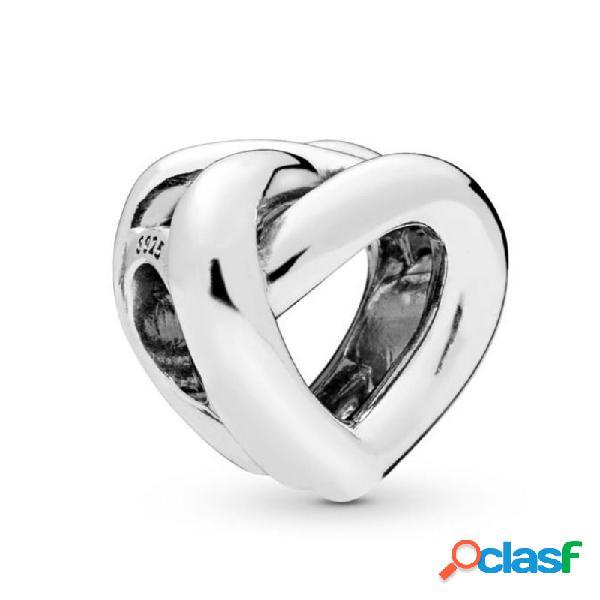 Charm Pandora Plata Nudo De Corazón 798081