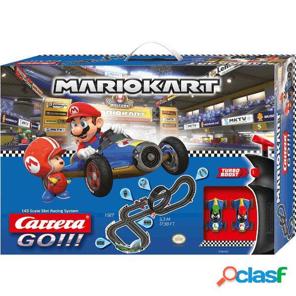 Circuito Carrera Go!!!Nintendo Mario Kart 8