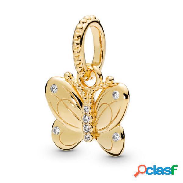 Colgante Pandora Plata Shine Mariposa Decorativa 367962cz