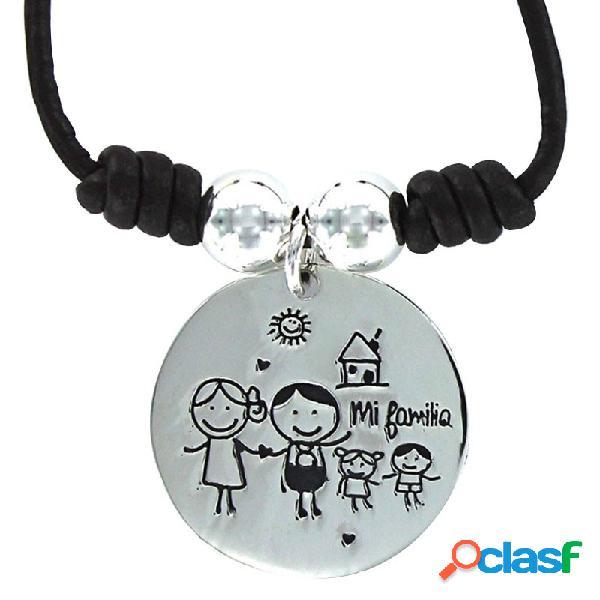 Collar Plata Mujer 9087102