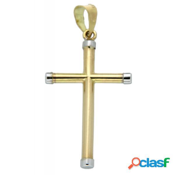 Crucifijo Oro 18k Niño 6172-b-c-18