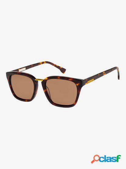 Cruiser - Gafas de Sol para Hombre - Marron - Quiksilver