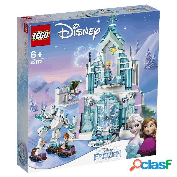 Disney Princess Palacio mágico de hielo de Elsa