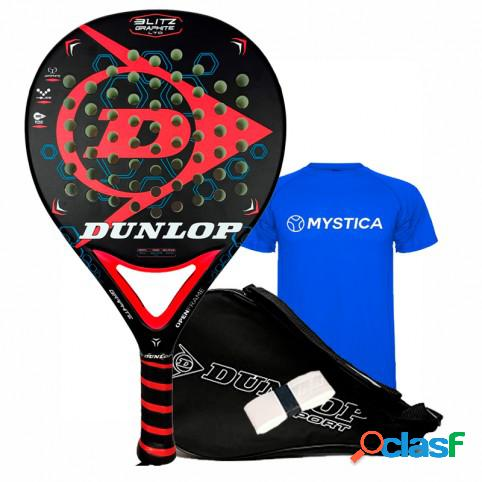 Dunlop Blitz Graphite LTD 2019 Rojo 360 - 375 gr