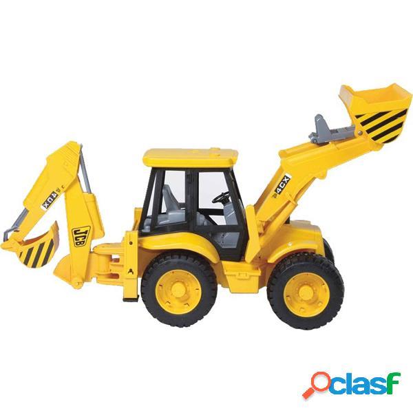 Excavadora Con 2 Palas JCB 4CX