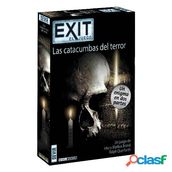 Exit Las Catatumbas del Terror