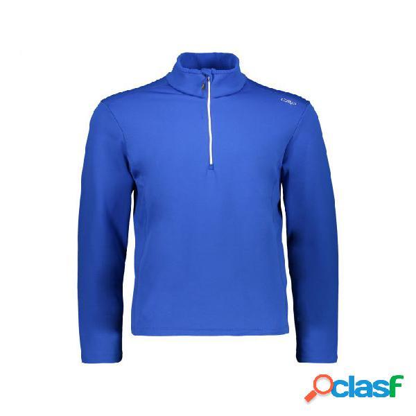 Forro Polar Campagnolo 3g10747 Hombre Azul Real Blanco 50