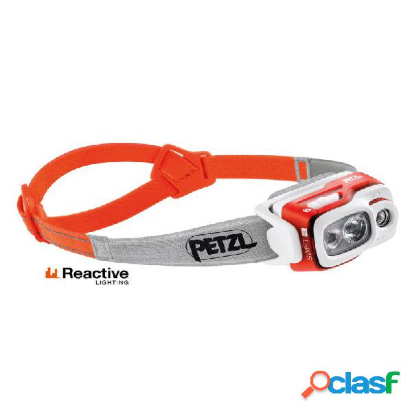 Frontal Petzl Swift Rl Naranja