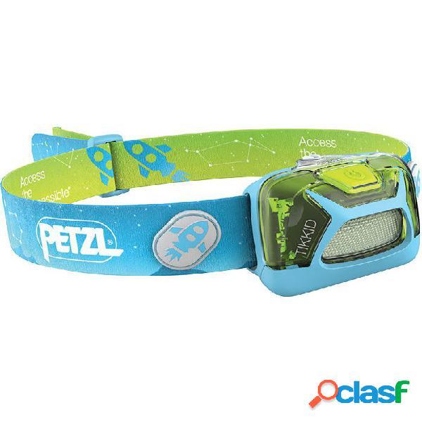 Frontal Petzl Tikkid Niños Azul Azul