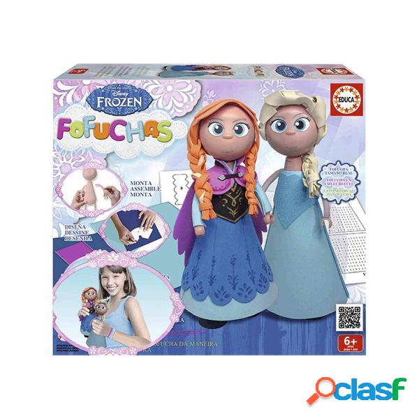 Frozen Set Fofuchas Elsa Y Anna