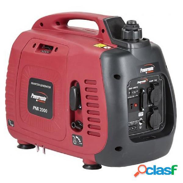 Generador inverter pramac pmi2000 2000 watios