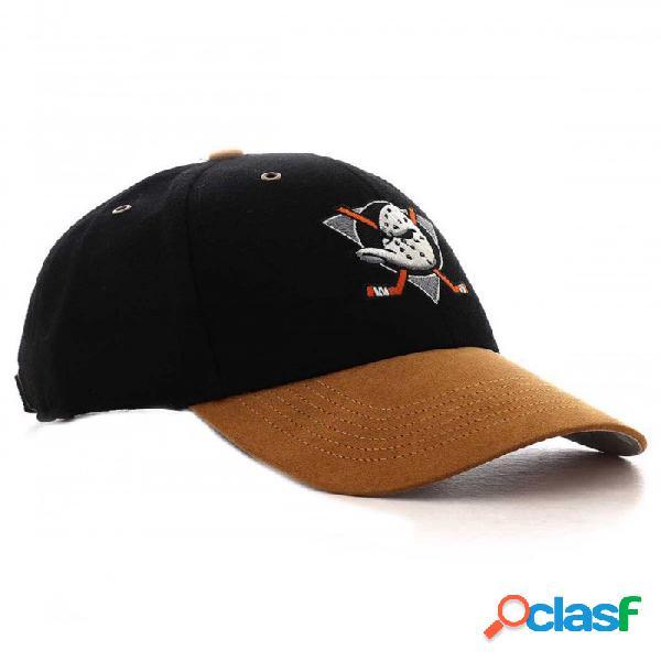 Gorra 47 Brand Anaheim Ducks Marrón One Size U