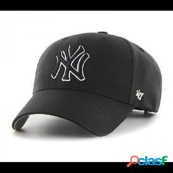Gorra 47 Brand New York Yankees Negro