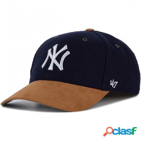 Gorra 47 Brand Yankees Azul One Size U