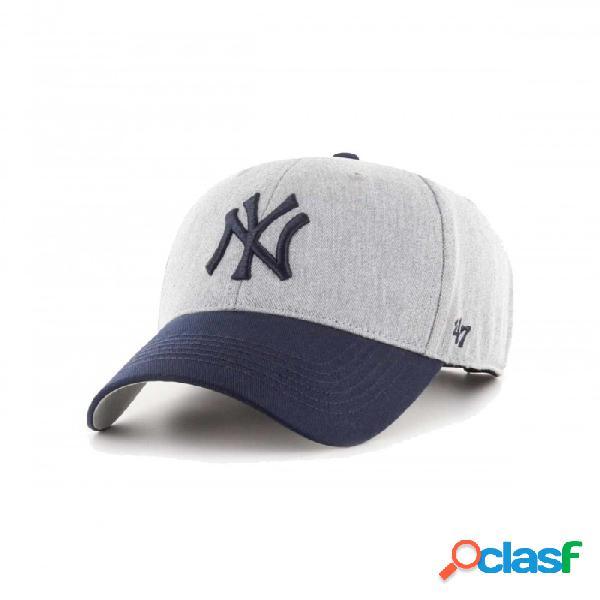 Gorra 47 Brand Yankees Gris One Size U
