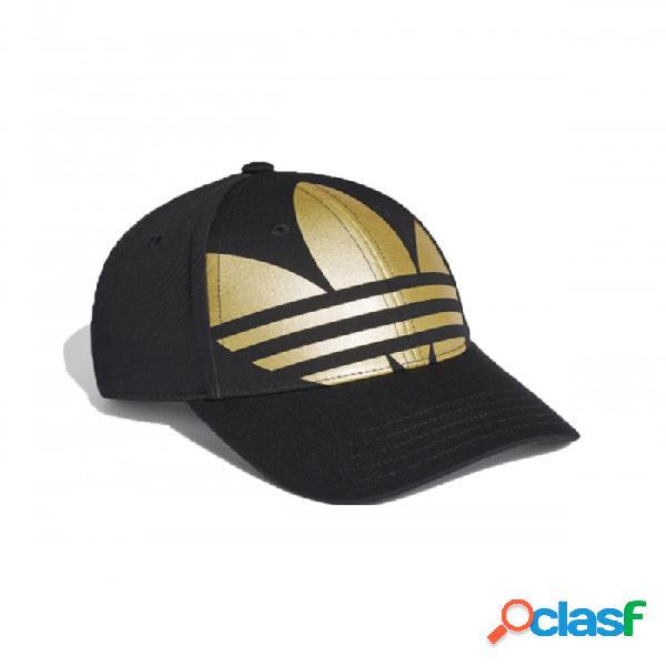 Gorra Adidas L Trefoil Cap Negro U