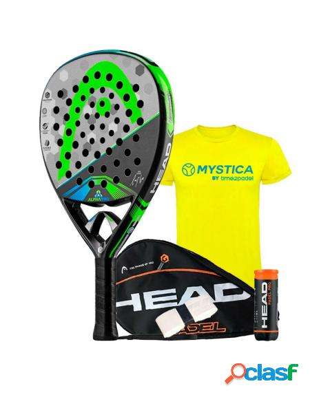 Head graphene touch alpha pro - time2padel