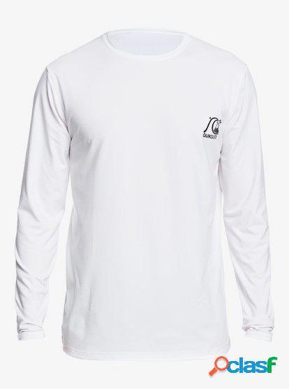 Heritage - Camiseta de Surf de Manga Larga con UPF 50 para