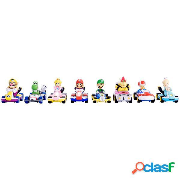 Hot Wheels Coches de Mario Kart (Mattel GBG25)