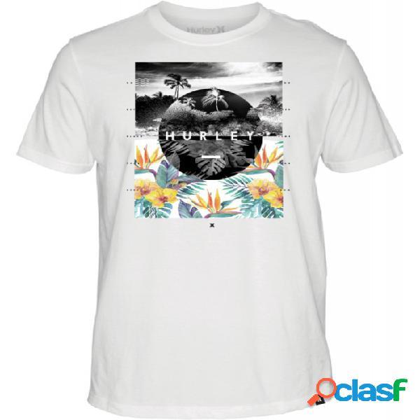 Hurley Drifit The Dive Camiseta Blanco Xl