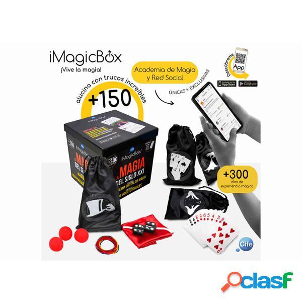 Imagic Box caja de magia