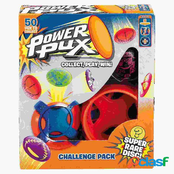 Juego Challenge Pack Power Pux Discos Coleccionables