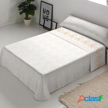 Juego de sábanas 100% algodón monza colvihome
