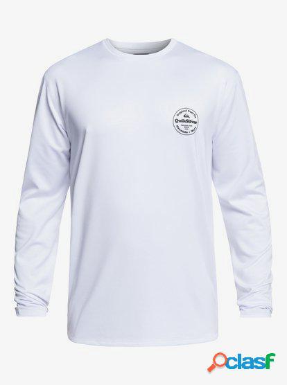 King Tide - Camiseta de Surf de Manga Larga con UPF 50 para