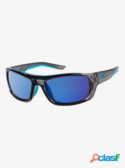 Knockout - Gafas de Sol para Hombre - Gris - Quiksilver