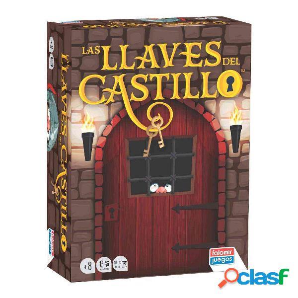 Las Llaves del Castillo Juego de Mesa