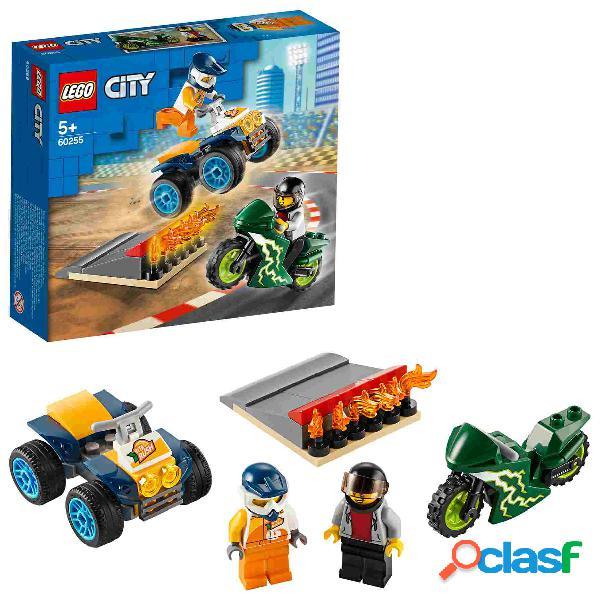 Lego City Nitro Wheels Equipo de Especialistas