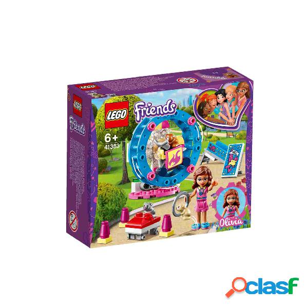 Lego Friends Parque del Hámster de Olivia
