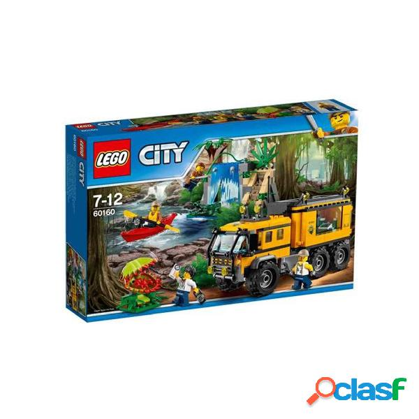Lego Jungla: Laboratorio Movil