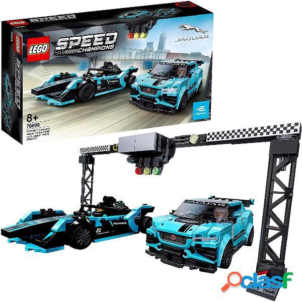 Lego Speed Coches de Carrera Formula E Panasonic Jaguar