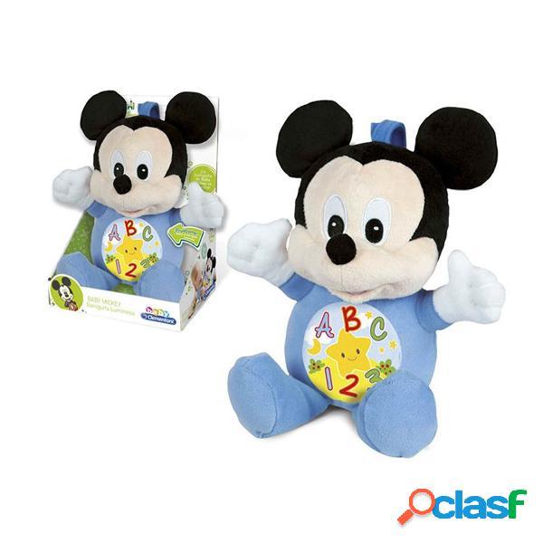 Mickey Mouse Aprende con Baby Mickey Barriguita Lumin|